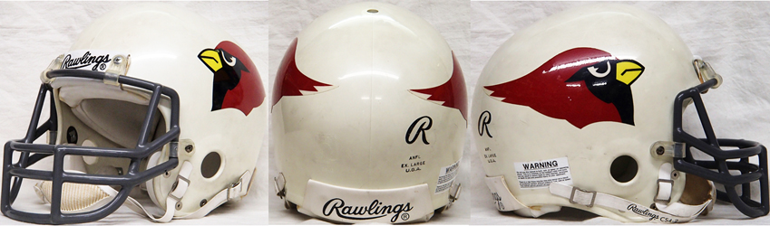 NFL グッズ Rawlings DEADSTOCK HELMET 通販 上野