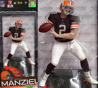 NFL グッズ 通販 上野 NFL Sports Picks Series 35 #2 Johnny Manziel Cleveland Browns