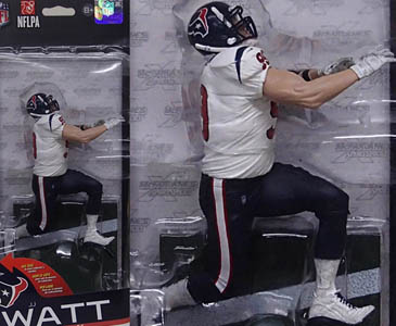 NFL グッズ 通販 上野 NFL Sports Picks Series 36 #99 J.J. Watt Houston Texans