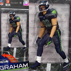 NFL グッズ 通販 上野 NFL Sports Picks Series 37 #88 Jimmy Graham Seattle Seahawks