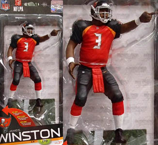 NFL グッズ 通販 上野 NFL Sports Picks Series 37 #3 Jameis Winston Tampa Bay Buccaneers