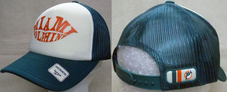 NFL グッズ Miami Dolphins SNAP BACK/スナップバック CAP