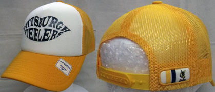 NFL グッズ Pittsburgh Steelers SNAP BACK/スナップバック CAP